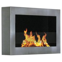 Anywhere Fireplace SoHo Model Indoor Wall Mount Fireplace