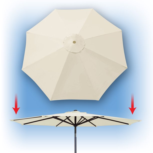 Outdoor Patio Umbrella Cover Canopy