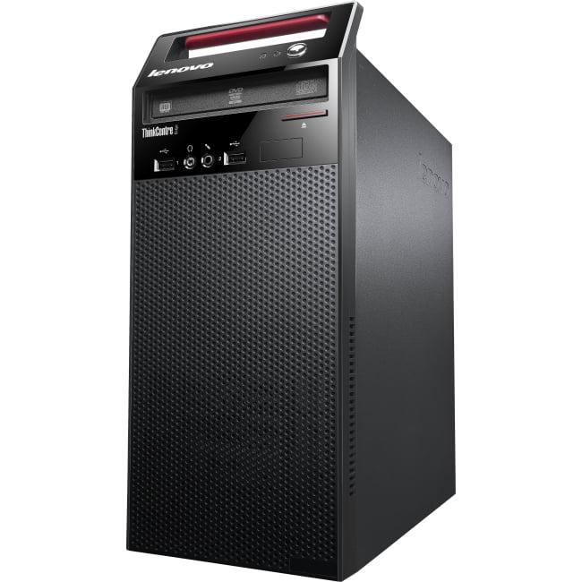 Lenovo ThinkCentre E73 Desktop PC with Intel Core i5-4460S Quad-Core Processor, 4GB Memory, 500GB Hard Drive and Windows 8.1 Pro (Monitor Not Included)