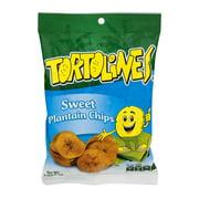 Tortolines Sweet Plantain Chips, 2.5 Oz.