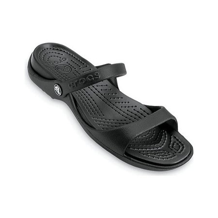 59a480c09076 Crocs - Crocs Women s Cleo Sandals - Walmart.com