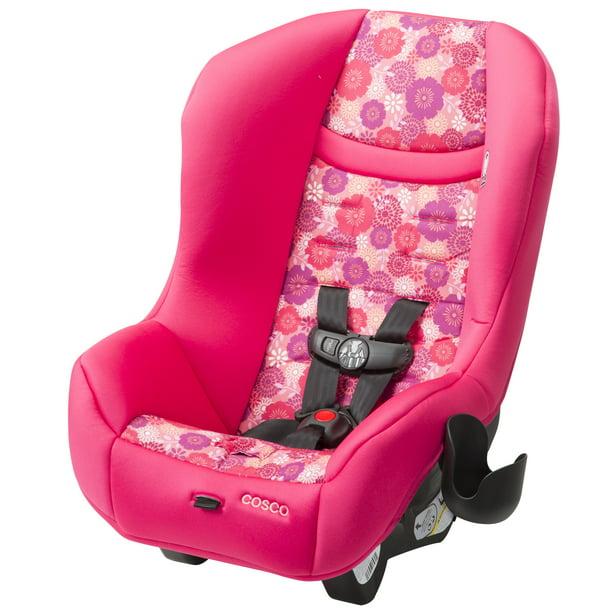 Cosco Scenera Next Convertible Car, Pink Toddler Car Seat