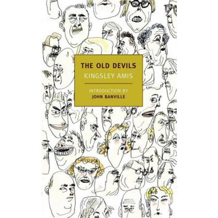 The Old Devils - eBook