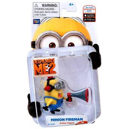 Despicable Me 2 Minion Fireman 2