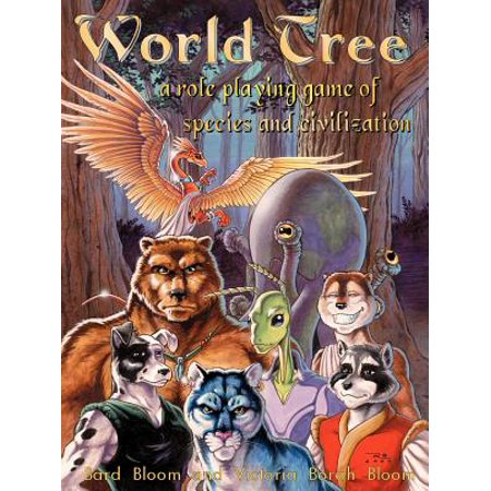 World Tree : A Role Playing Game of Species and Civilization - Civilizations Game