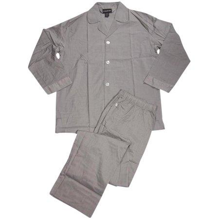 13f759562683 BOTANY 500 - Botony 500 Mens Big Long Sleeve Long Leg Broadcloth Sleep Lounge  Pajama Set