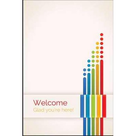 Welcome Folder-Welcome Glad You