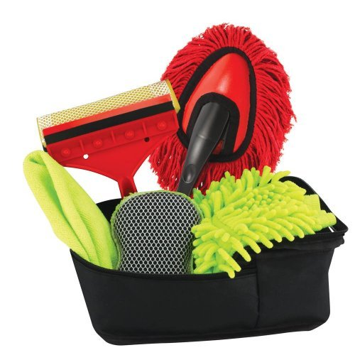 Home Locomotion 7-piece Car Wash Set
