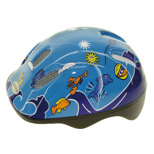 Ventura Sea World Childrens Bike Helmet
