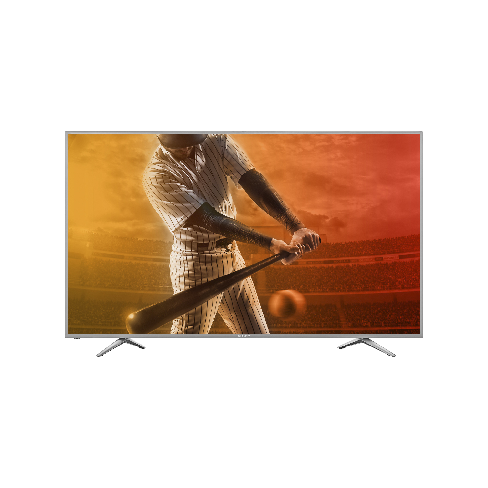 "Sharp 65"" Class (64.5"" diag.) UHD (2160P) Smart DLED TV (LC-65Q7000U) by Sharp"
