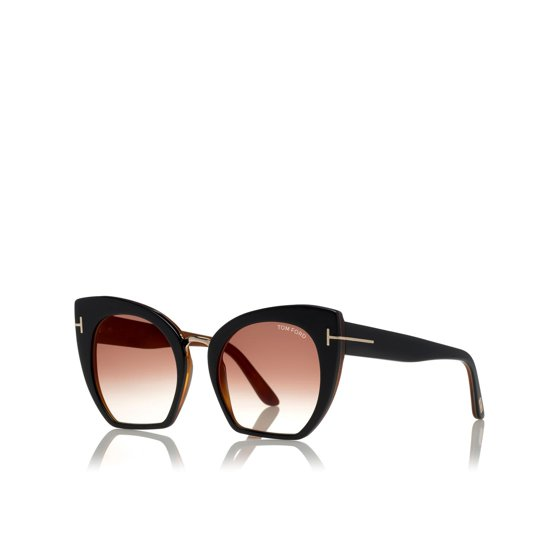 fb5b954a8ed8 ... Samantha sunglasses by Tom Ford in a protective case when you are not  wearing them to preserve their opulent quality for years to come.