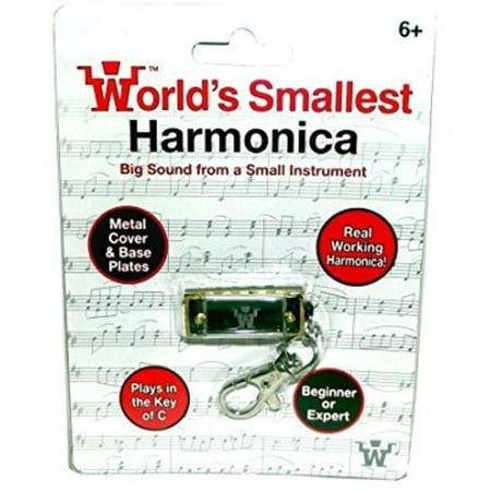 World's Smallest Harmonica: Small Stuff, Big Fun](Fun Bar Stuff)