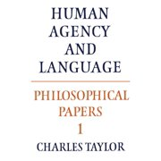 Philosophical Papers: Volume 1, Human Agency and Language - eBook