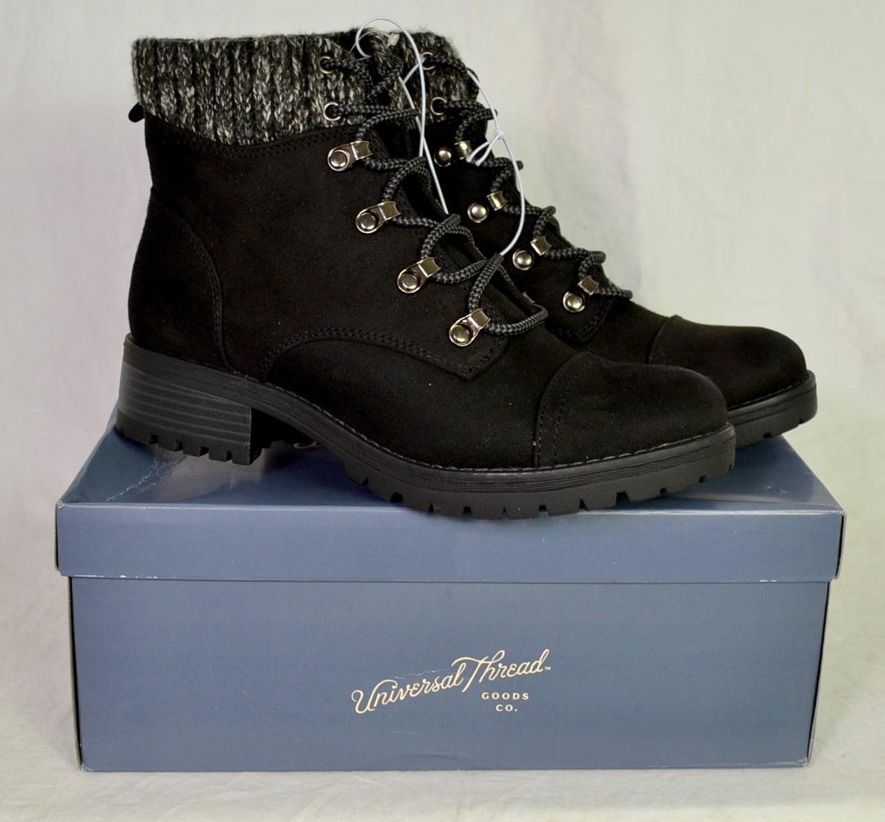 Universal Thread Danica Boots- Black