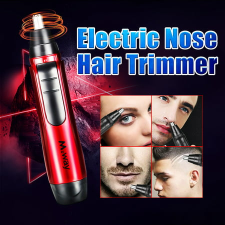 2019 NEWEST Professional Electric Nose and Ear Hair Trimmers/Clippers Removal, Painless Eyebrow Trimming, IPX7 Water Resistant, for Men and (Best Home Hair Clippers 2019)