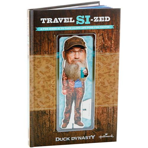 Hallmark Duck Dynasty Travel Si-zed Adventures with Flat Si Book