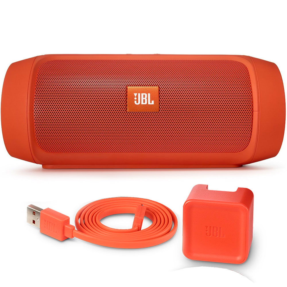 JBL Charge 2 Splashproof Portable Bluetooth Speaker