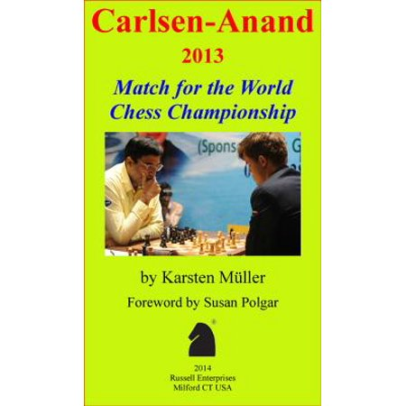 Carlsen-Anand 2013 - eBook
