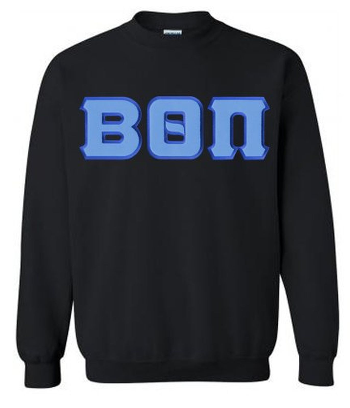 Beta Theta Pi Vintage Color Crewneck Sweatshirt