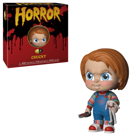 Funko 5 Star: Horror - Chucky (Talking Chucky)
