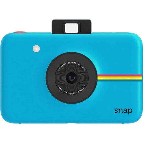 Polaroid SNAP 10MP Instant Digital Camera, Blue