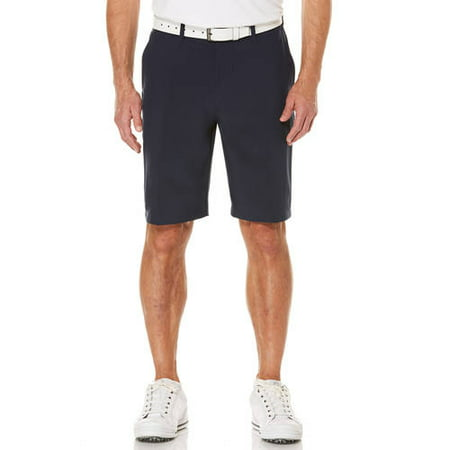 Big Men's Performance Flat Front Active Flex Waistband Four Way Stretch Golf Short ()
