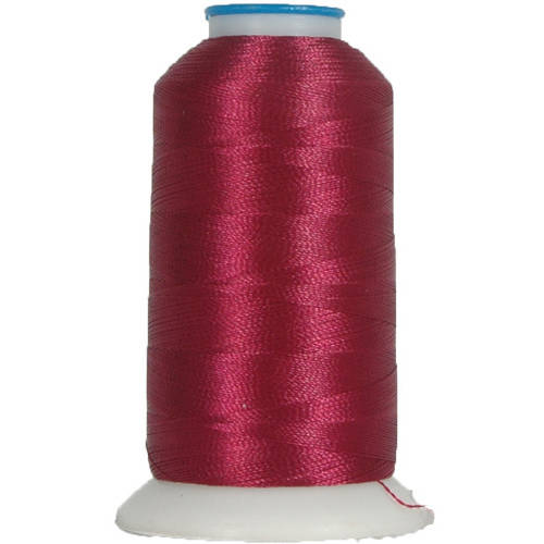 Threadart Polyester Machine Embroidery Thread - No. 101 - White - 1000M - 220 Colors - Pack of 5 Spools