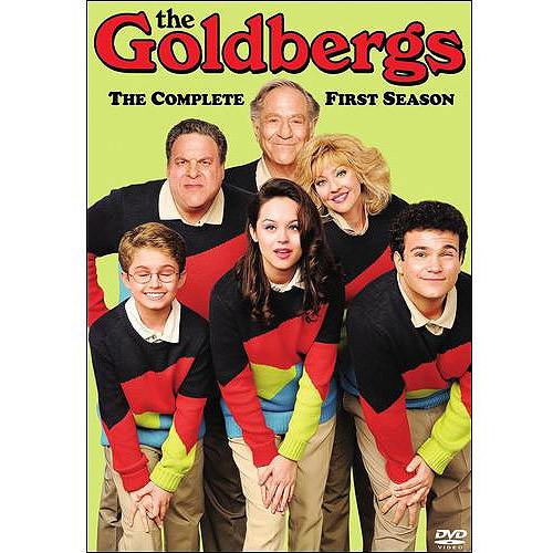 The Goldbergs: The Complete First Season (Anamorphic Widescreen)