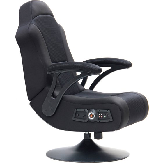 X Pro 300 Pedestal Gaming Chair With Bluetooth Technology
