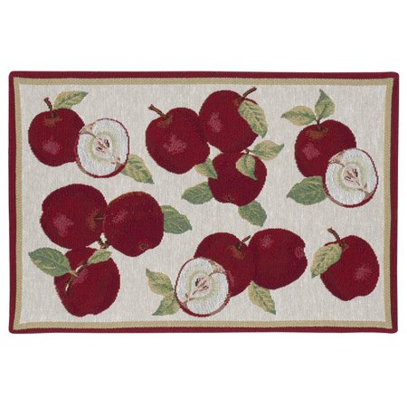 Better Homes And Gardens Apples Tapestry Placemat