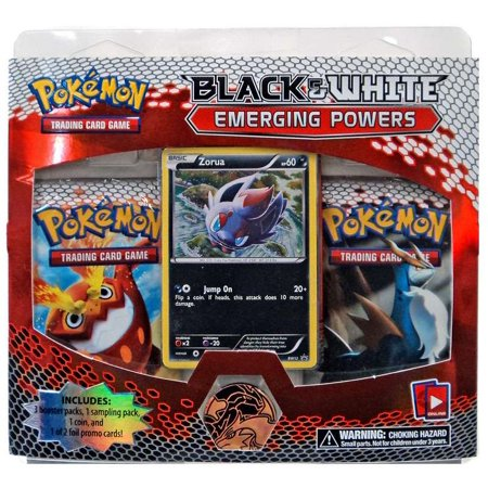 Pokemon Black & White Emerging Powers Booster Pack Set