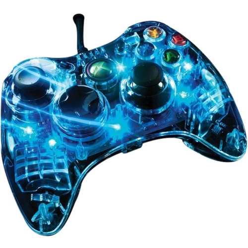 Performance Designed Products - 3702BL - Afterglow AX.1 Wired Controller Featuring SmartTrack - Cable - Xbox 360