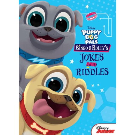 Puppy Dog Pals Bingo And Rollys Jokes And Riddles