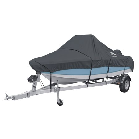 Classic Accessories StormPro Center Console Boat Cover, Fits Boats 22