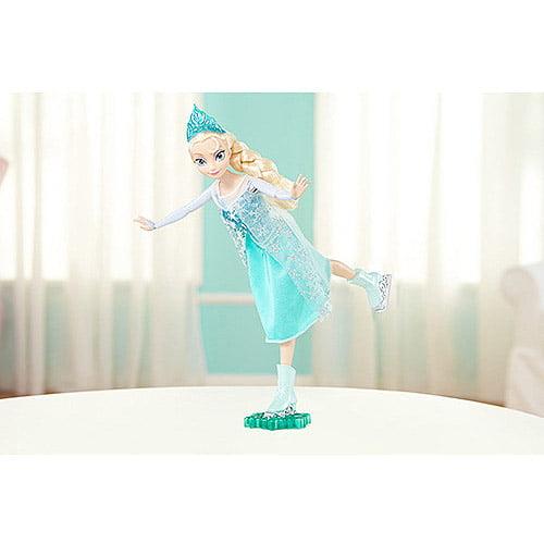 Disney Frozen Skating Elsa Doll by Mattel