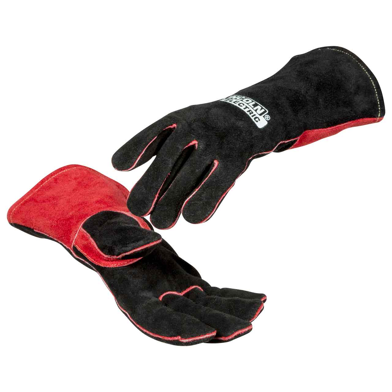 Lincoln Electric K3232 Jessi Combs Women's MIG/Stick Welding Gloves, Small to Medium