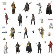 STAR WARS Episode 9 Latest New Release Peel & Stick 28 Wall Decals Room Decor Stickers