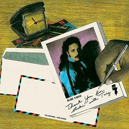Slim Twig - Thanks for Stickin with Twig (Vinyl) (Limited Edition) - image 1 of 1