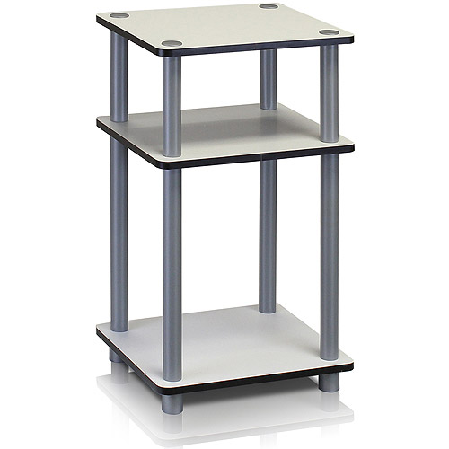 Furinno 11087 Just 3 Tier No Tools Tube End Table