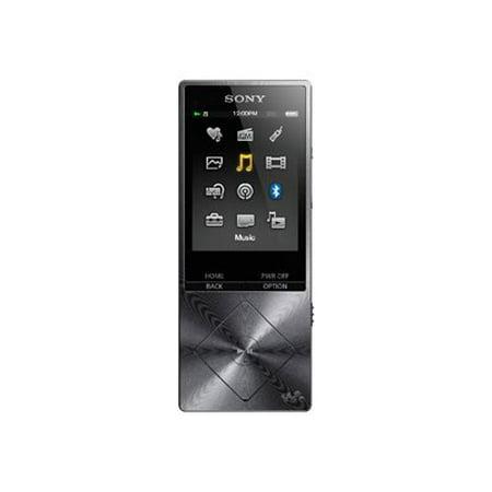 Sony Walkman Nw-A26Hn – Digital Player -NWA26HNBM