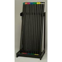 Body Bar Classic Storage Rack In Black