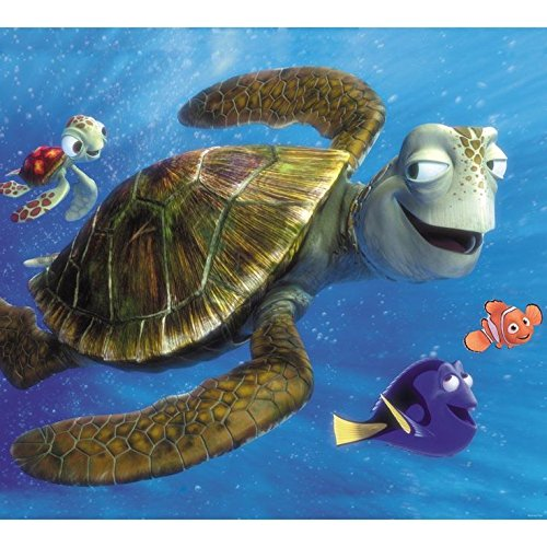 "Imperial Finding Nemo Self-Stick Mini Wall Mural 31"" X 28"""