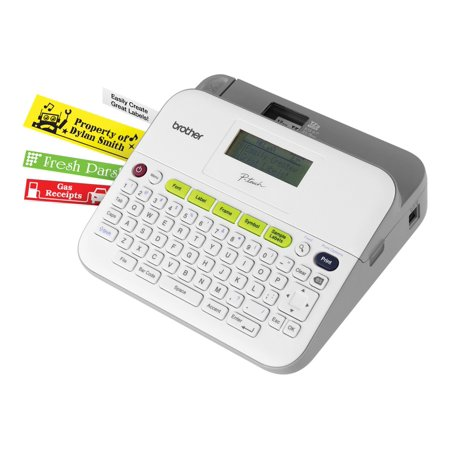 Brother P-Touch PT-D400 - labelmaker - monochrome - thermal (Fax 575 Thermal Transfer)