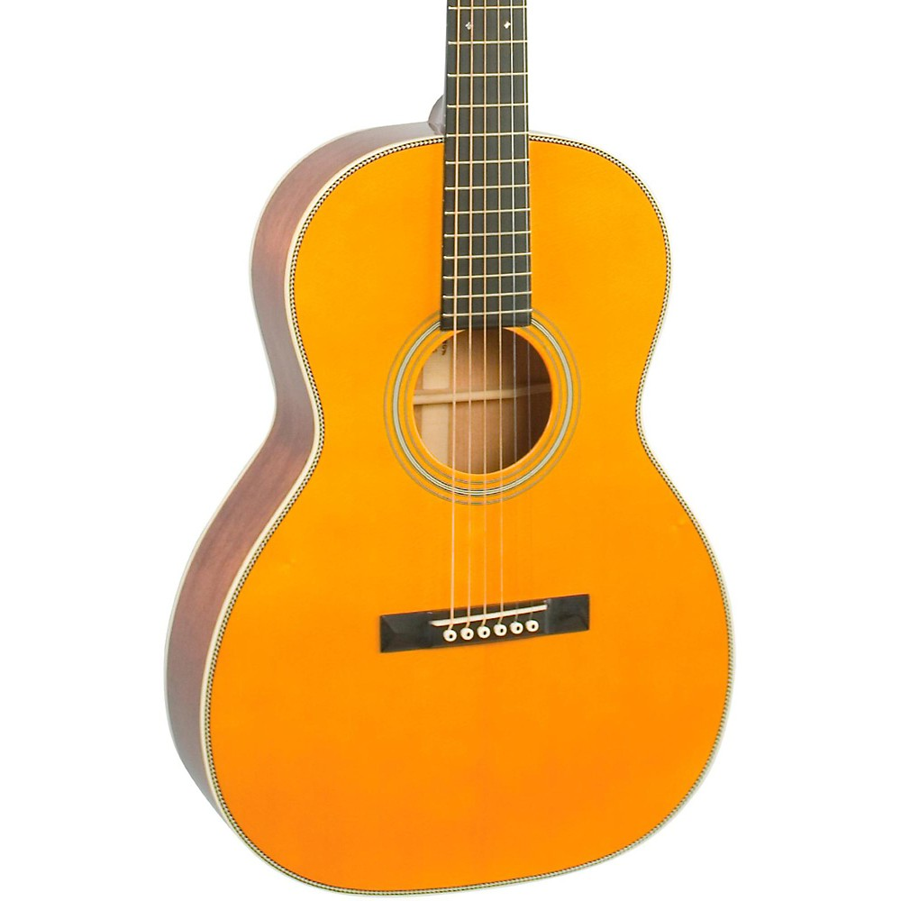 Recording King ROS-16 Solid Top 12-Fret OOO Acoustic Guitar - Natural
