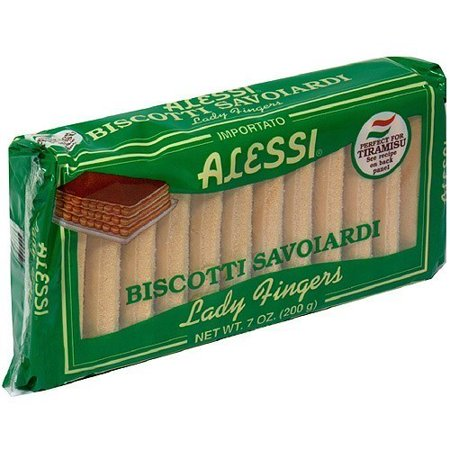 Alessi Lady Fingers Cookies, 7 oz (Pack of 12)](Finger Halloween Cookies)