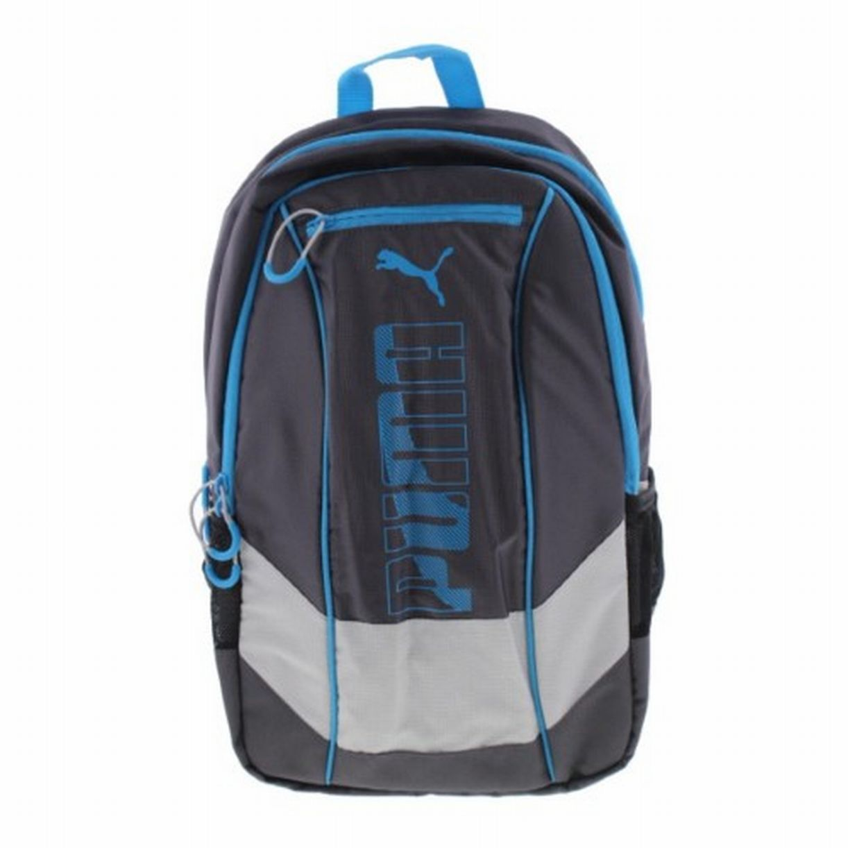 Puma Mens Sweeper 2.0 Backpack with Padded Laptop Sleeve Sport School Travel Blu by Puma