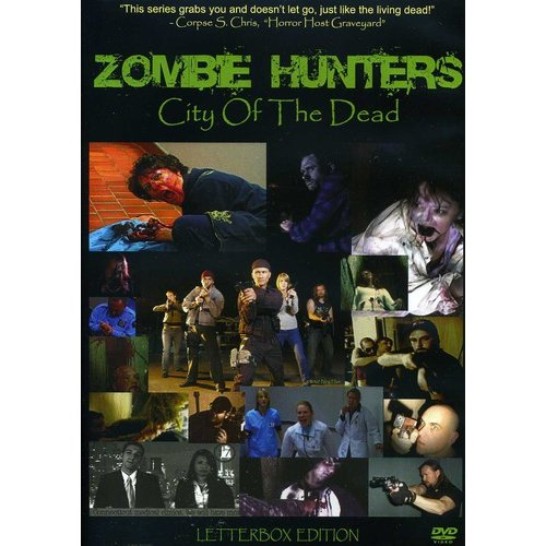 Zombie Hunters: City Of The Dead - Season One, Vol. 1
