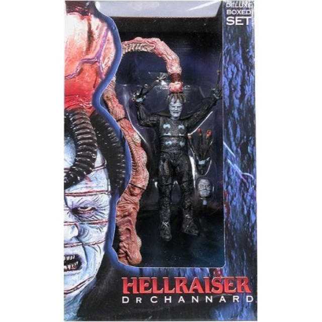 CHANNARD STATUE FIGURE RARE COLLECTIBLE ACTION FIGURE NECA DR