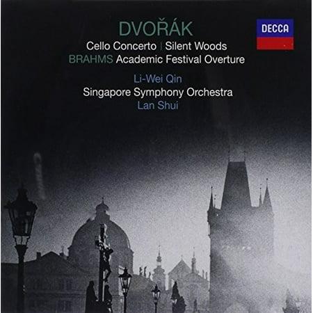 - Dvorak: Cello Concerto/Silent Woods