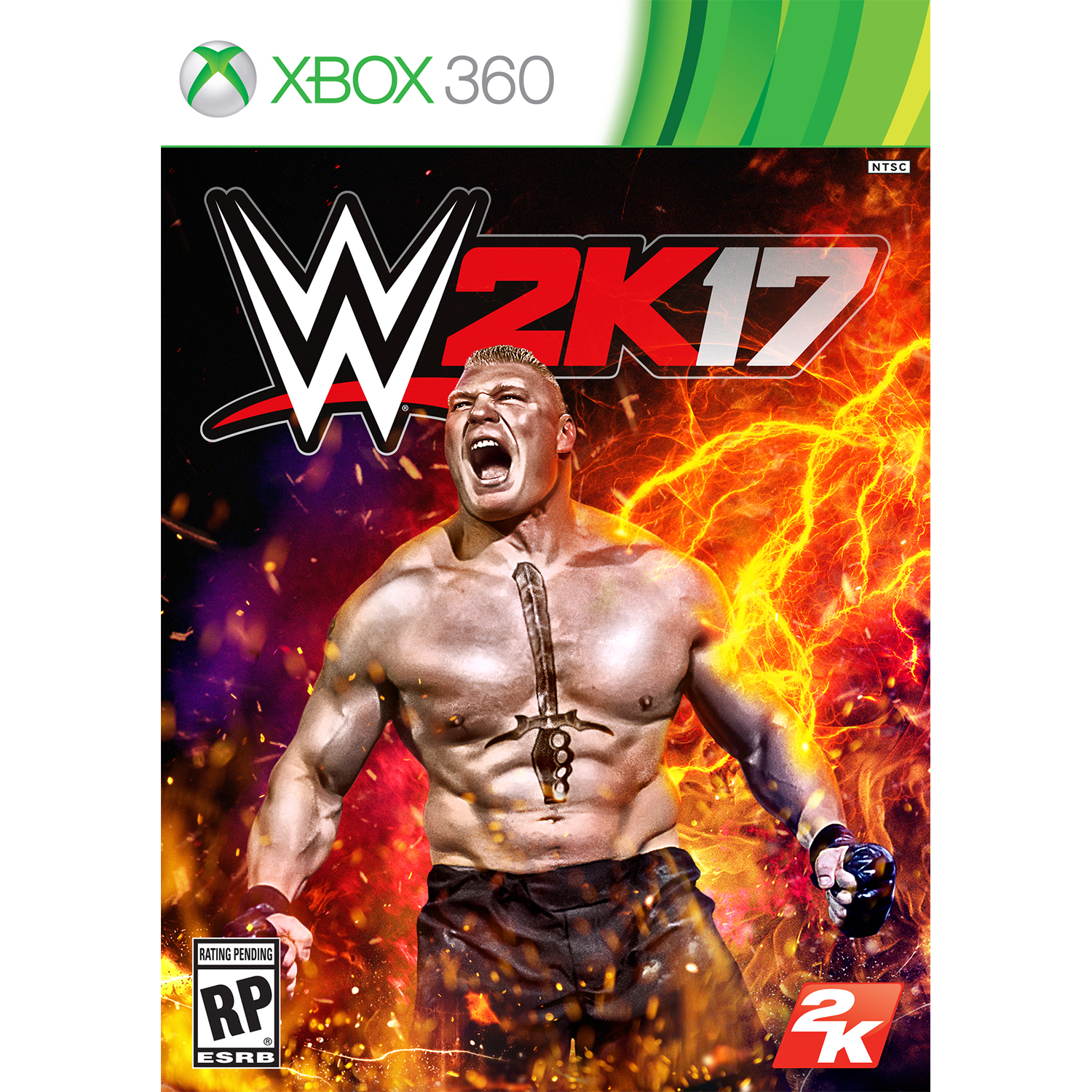 WWE 2K17 - Pre-Owned (Xbox 360)